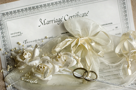 How to apostille marriage certificate