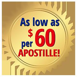 apostille death certificate